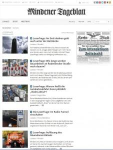 """Alle Fragen und Antworten auf einen Blick bei MT.de findet man bei Eingabe von """"Leserfrage"""" in der Tag-Suche auf der Startseite. Repro: MT"""