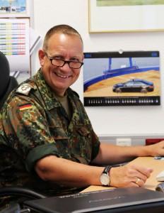 Oberstleutnant Ingo Prieß Foto: pr