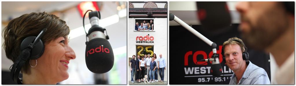 """""""Menschen von hier machen Porgramm für Menschen von hier"""": So becshreibt RadioWestfalica-Chefredakteur Ingo Tölle das Erfolgsrezept seines Teams. Fotos: Alex Lehn"""